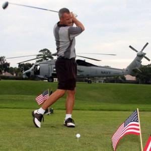 Pratt & Whitney, Sikorsky sponsor Patriots' Outpost at PGA Golf Tournament