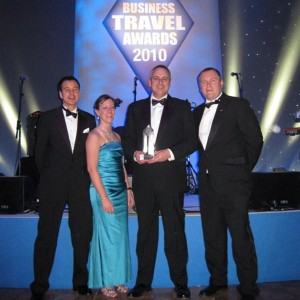 PremiAir scoops 'Best Executive Aviation Company' at Business Travel 2010 Awards