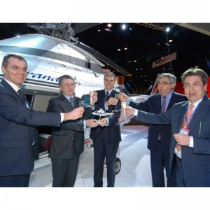 Esperia Aviation Services Signs Contract For Four AgustaWestland Helicopters
