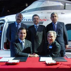 Portugal's Vinair Orders Two New AgustaWestland Grands