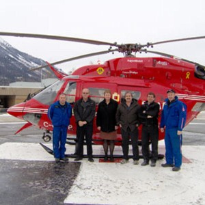 Night landings approved for helipad at Elk Valley Hospital