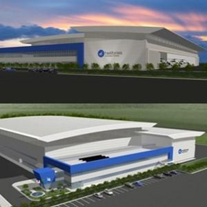 Helibras celebrates groundbreaking for new Brazilian EC725 assembly line