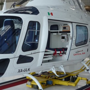 Mexico: Jet Rescue´s New Helicopter Emergency Medical Service