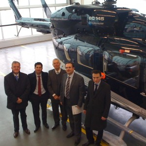 Heli Riviera to manage newly-accepted yacht-based EC145