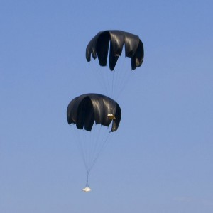 Kaman Demonstrates Cargo Airdrop Flight Tests from Unmanned K-Max