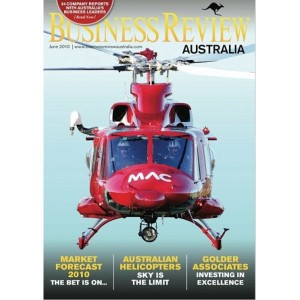 """Australian Helicopters profiled – """"The Sky is the Limit"""""""