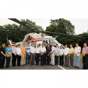 Republic of Singapore Air Force celebrates 25 years of Super Puma ops