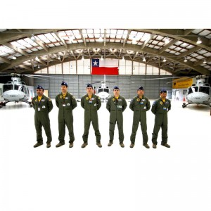 Chile holds ceremony to present three new Bell 412EPs