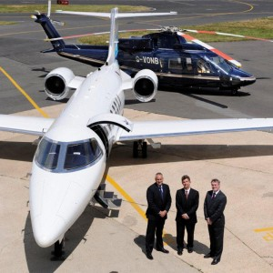 PremiAir to move some helicopters to Biggin Hill after buying Gold Group International