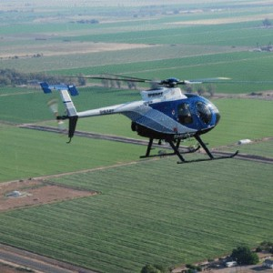 MD Helicopters delivers newly converted MD530F to San Diego Sheriff