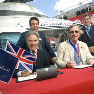 Sloane Helicopters signs for another ten AW helicopters