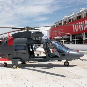 Royal New Zealand Air Force 109LUH makes public debut