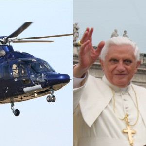 Starspeed flying four EC155s for UK papal visit