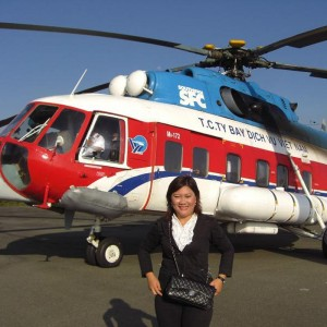 Vietnam's Luxury Travel to launch helicopter service to former battlefields