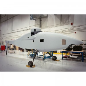 Boeing paints first production A160T Hummingbird