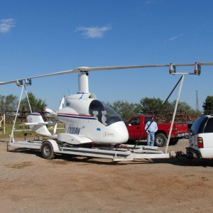 Carter PAV heads to flight test
