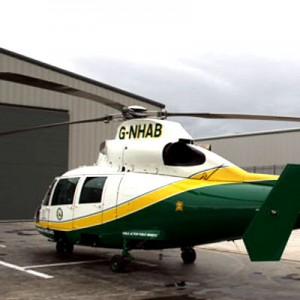 Great North Air Ambulance replaces leased Dauphin