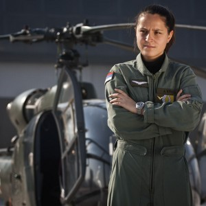 Serbian Air Force inducts first female helicopter pilot