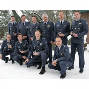 Netherlands: Six new helicopter weapons instructors graduate