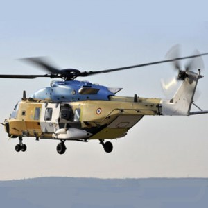 First flight of NH90 TTH for France