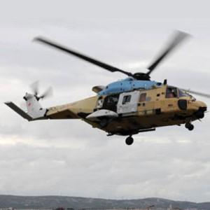 First flight of NH90 TTH for Spain