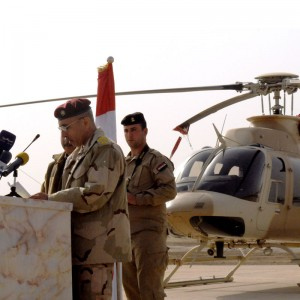 Iraqi Army takes delivery of three Bell 407s