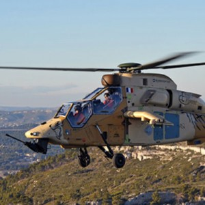 Frist flight of Eurocopter Tiger HAD for France