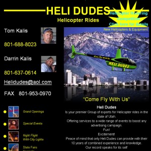 FAA proposes $330K penalty against Heli-Dudes