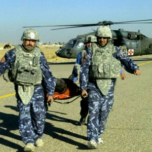 Iraqi emergency units complete EMT training