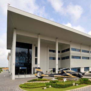 Eurocopter unveils new 8,200 sq.m Singapore facility