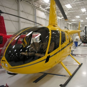 Heliflite releases official photos of Australasia's first R66