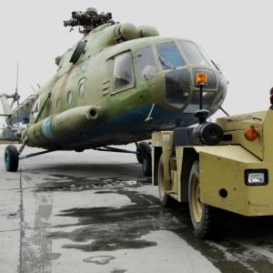 Afghan Air Force begins first local Mi-17 overhaul