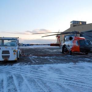 Alaska crews forward deployed to safeguard fishing fleet