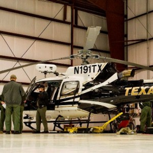 American Eurocopter delivers pair of 350B3s to Texas Dept of Public Safety