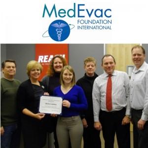 MedEvac Foundation International awards Children's Scholarship