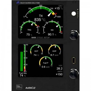Soloy to release new engine instrument option for LTS-101 powered AS350B2