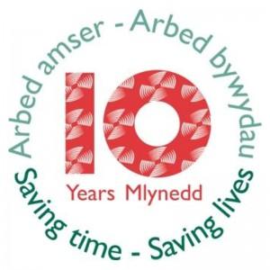 Wales Air Ambulance turns ten
