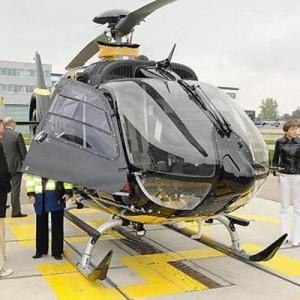 New EC135 for Russian operator ChelAvia