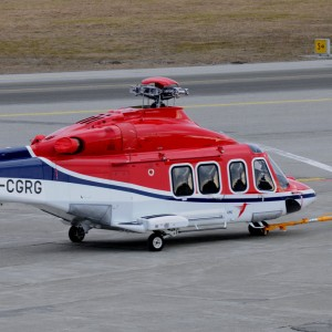 CHC airfreights first two helicopters to Australia for Woodside contract