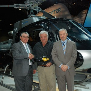 Eurocopter Canada announces sale of 2nd AS350B3 to V. Kelner Helicopters