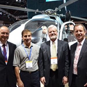 Three US operators sign as launch customers for the EC145T2
