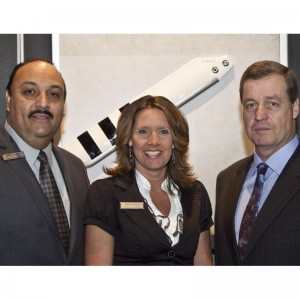 Bell to distribute Van Horn B206 composite tail blades