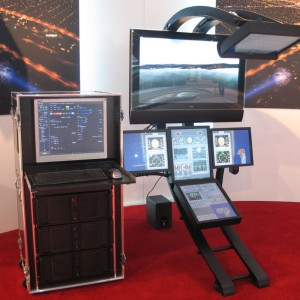 WES Ebert Electronic Systems provides Eurocopter touch screens for Avionics Trainer