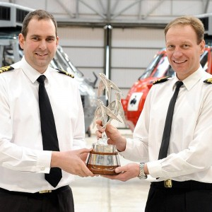 UK's Sea King Helicopter Force wins award for engineering excellence