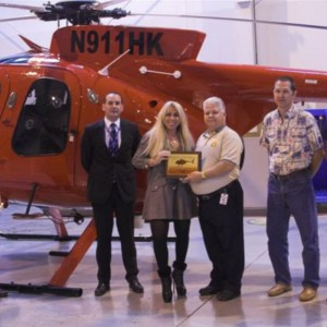 MD Helicopters delivers new MD530F to Kauai Fire Dept