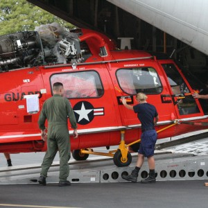 CGAS Barbers Point receive second of four MH-65s