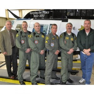 Santa Barbara Sheriff awarded for 10 years of Night Vision