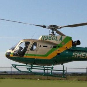 American Eurocopter delivers 10th of 12 AS350B2s to LA County Sheriff