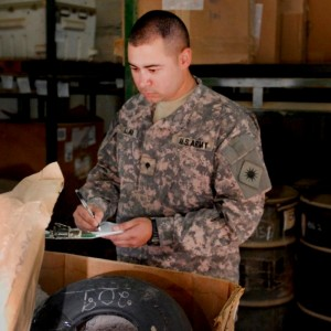 640th ASB finds helicopter parts, saves big money