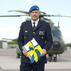 Sweden holds handover ceremony for NH90